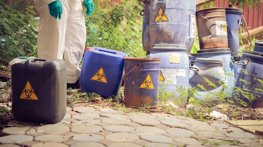 robots used in hazardous work