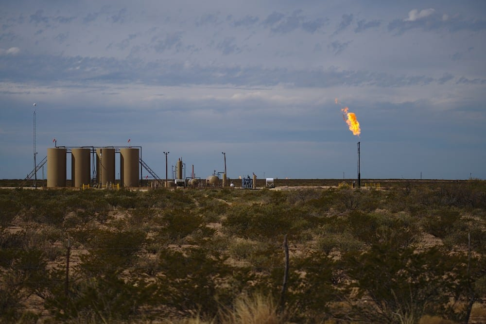 what is gas flaring